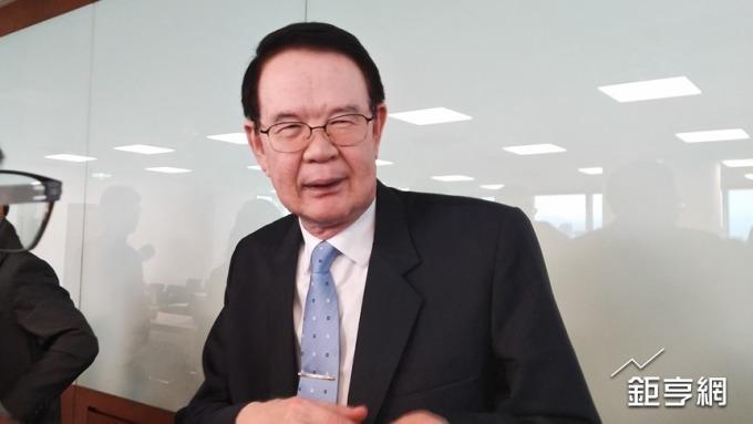 儒鴻董事長洪鎮海。(鉅亨網記者李宜儒攝)