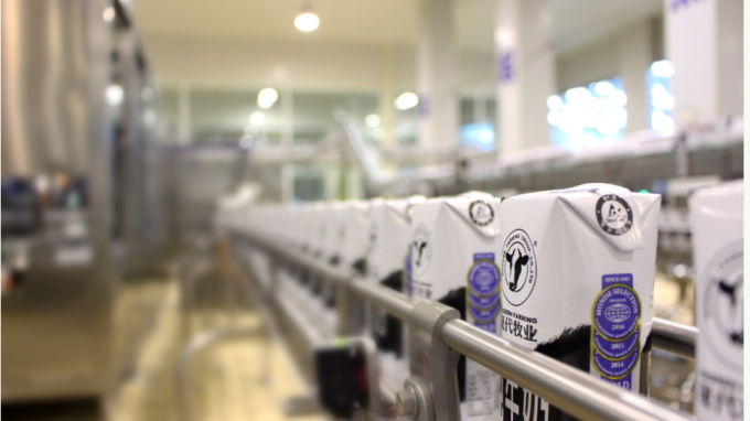 中國推奶企兼併重組 港股乳製品板塊全線飆漲 現代牧業漲逾6%