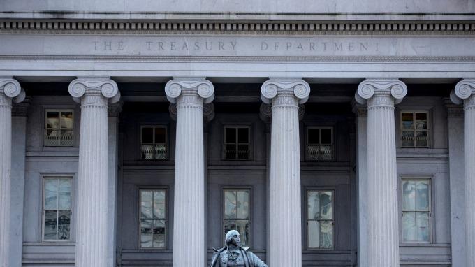 美國財政部6月11日宣布對和俄羅斯相關的5個實體和3名個人發起制裁。(圖:AFP)