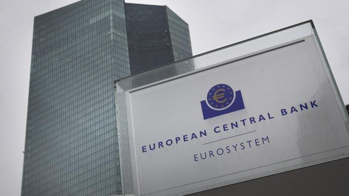 歐洲央行或於年底前退出QE。(圖:AFP)