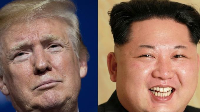 圖:AFP  北韓無核化 有所進展。