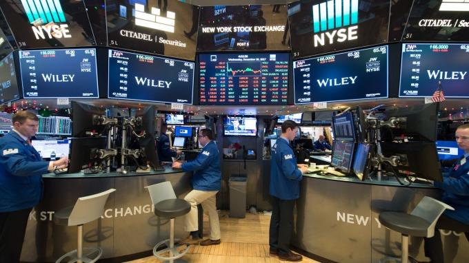 基金重新擁抱美股。(圖:AFP)