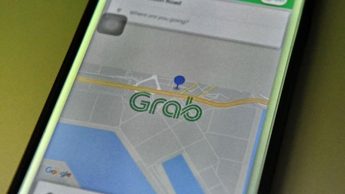 豐田汽車大手筆投資東南亞共乘app公司Grab 10億美元      (圖:AFP)