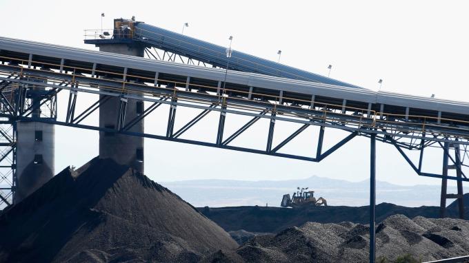 國際動力煤價飆至六年最高。(圖:AFP)