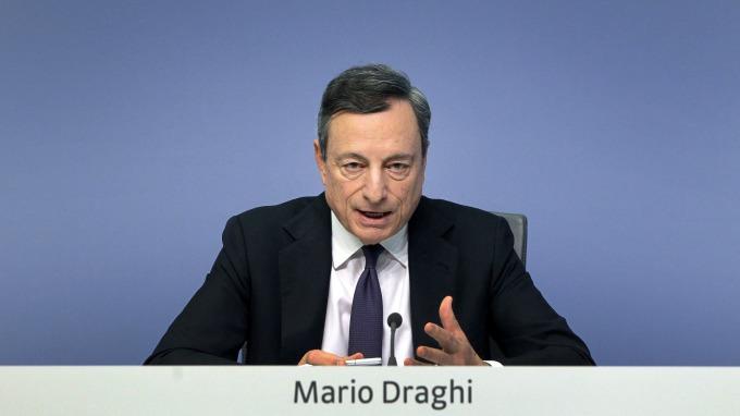 歐洲央行總裁 Draghi