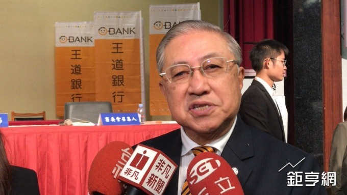 〈王道銀股東會〉駱錦明看美升息是金融業利多 估台灣下半年跟進