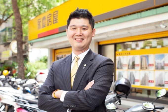 圖3: 郭盛祥表示,公司強大的智能作業系統與師徒達人制,讓他轉職無陣痛。