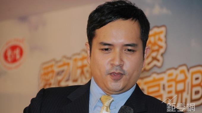 愛之味新任董事長陳冠翰。(鉅亨網記者張欽發攝)
