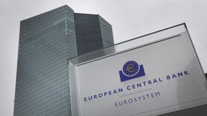 歐洲央行決議2018年底結束購債計畫。(圖:AFP)
