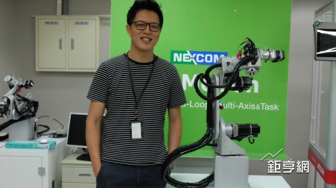 新漢機器手臂 將瞄準中國教育藍海