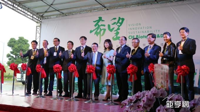 〈正瀚研發總部落成〉吳正邦:未來10年繼續投資台灣