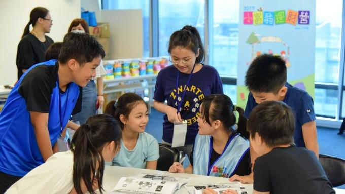 兒童理財夯 富邦首度引進AI機器人理財課程 國泰培養5C關鍵力