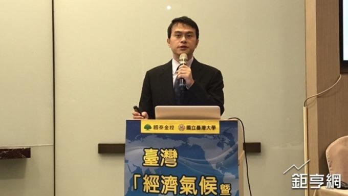 國泰台大產學合作計畫協同主持人徐之強。(鉅亨網記者陳慧菱攝)