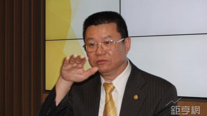 永慶房屋業務總經理葉凌棋。(鉅亨網記者張欽發攝)