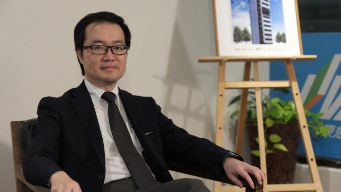 圖:木內亮董事長