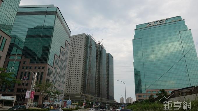 〈房產〉企業總部由內湖、南港延伸到汐止 「科技金三角」成型中