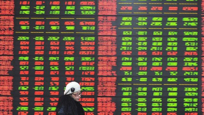 投資人擔心2015年股災與人民幣暴跌恐捲土重來(圖:AFP)