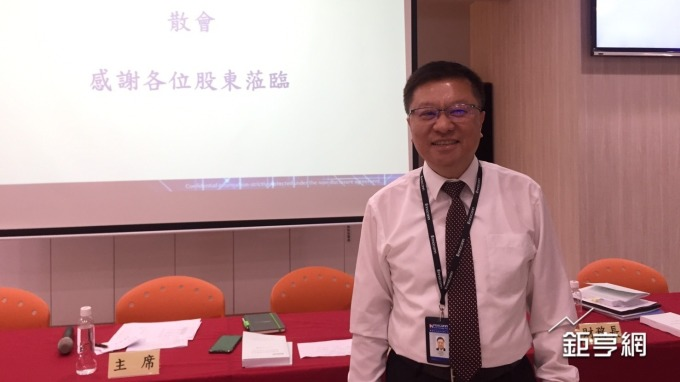 〈樺漢股東會〉中國製造2.3兆商機 朱復銓掉口水喊工業電腦前所未有商機