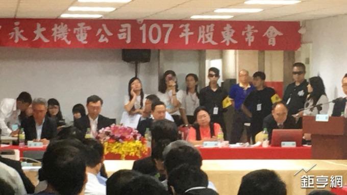 〈永大股東會〉董事改選出爐 公司派奪6席 市場派+盟友搶到3席
