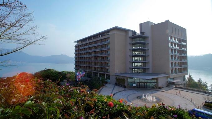 日月潭雲品溫泉酒店。(圖:雲品提供)