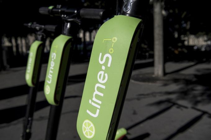 Uber 為 Lime 新一輪的融資提供強勁的金援m