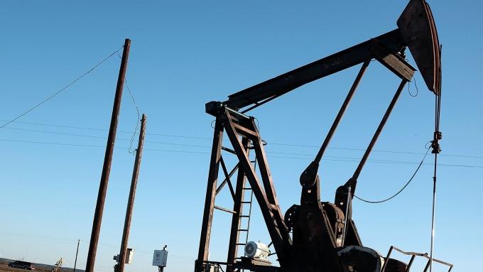 圖:AFP  原油價格週二上漲