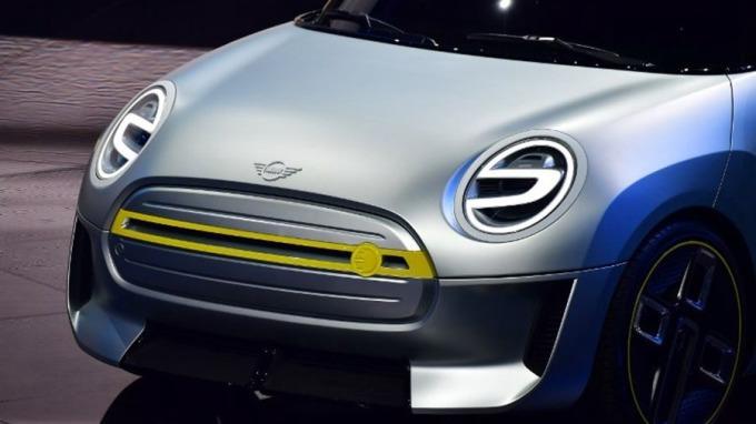 光束汽車將推動BMW旗下MINI品牌純電動車型的本土化生產。 (圖:AFP)