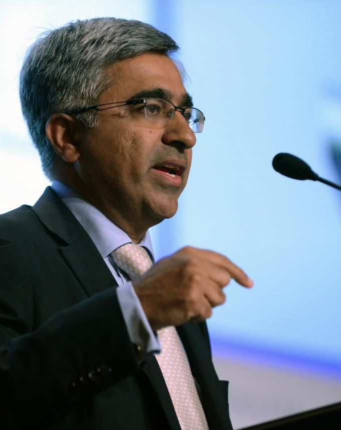 淡馬錫投資組合策略和風險集團聯合負責人 Rohit Sipahimalani      (圖:AFP)
