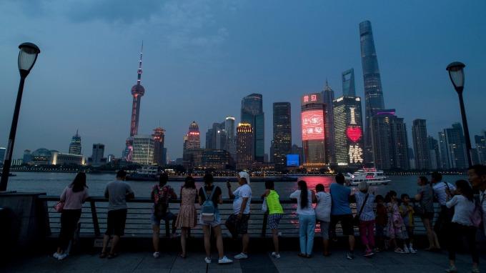 上海擴大100條加速開放(圖:AFP)