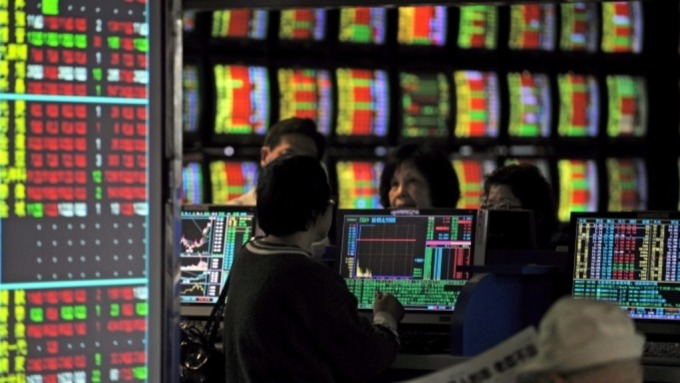 美中貿易戰再啟,台股今日下跌80點。(鉅亨網資料照片)