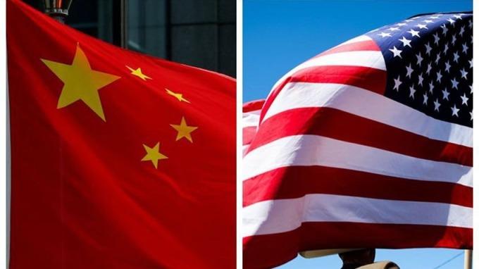 中美貿易戰升級至2.0版,美擬對額外2000億美元加微10%關稅。 (圖:AFP)