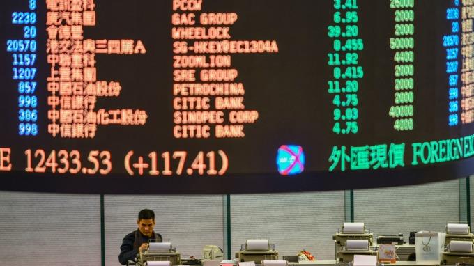 港股市場繼小米之後,今日迎來手機直播平台映客,代碼03700。(圖:AFP)