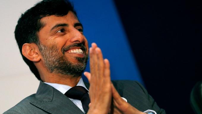 OPEC輪值主席 Suhail Al-Mazrouei (圖:AFP)