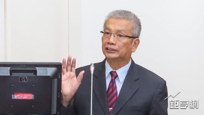 財長許虞哲去職,傳將轉任期交所董事長。(鉅亨網資料照)