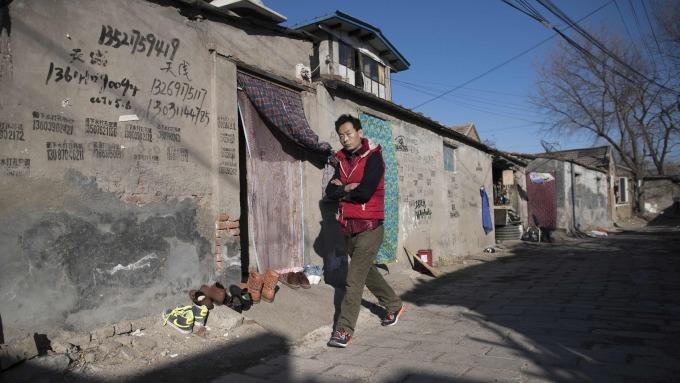傳中國農村振興策略研擬中(圖:AFP)