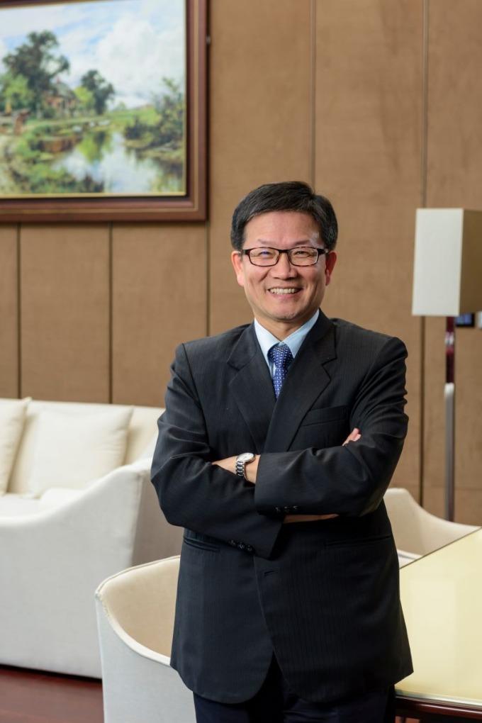 圖說:華南金控暨華南銀行董事長吳當傑