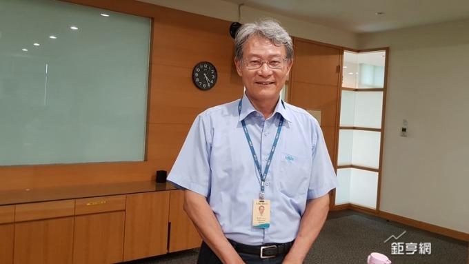 毅嘉總經理孫永祥看好下半年營運。(鉅亨網記者楊伶雯攝)