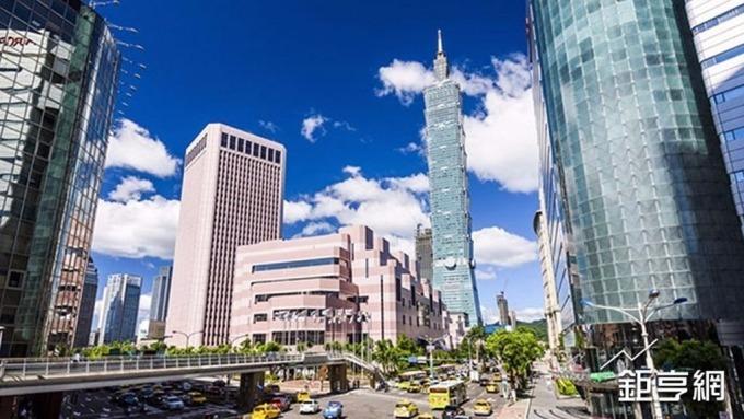 成長速度已見頂,星展銀估今年台灣GDP成長率2.8%。(鉅亨網資料照)