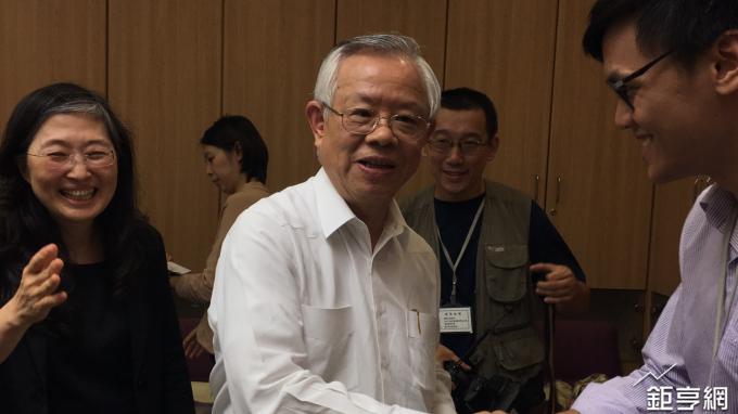 前台灣央行總裁彭淮南。(鉅亨網資料照)
