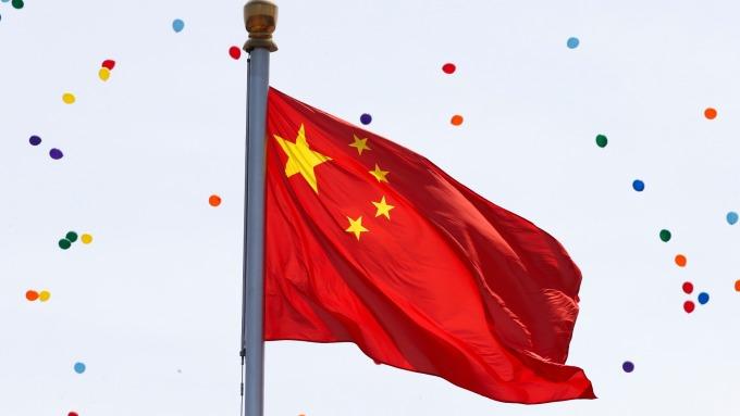 中國海關總署公佈貿易順差已連續8季年增收窄(圖:AFP)