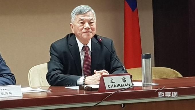 經濟部長沈榮津邀產業座談因應美中貿易戰衝擊。(鉅亨網資料照)