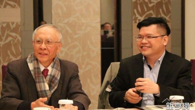 智邦總經理李志強(右)。(鉅亨網資料照片)