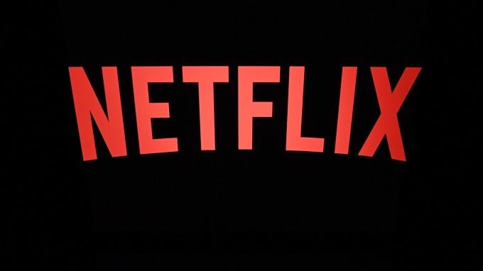 圖:AFP  Netflix股價下跌有先機