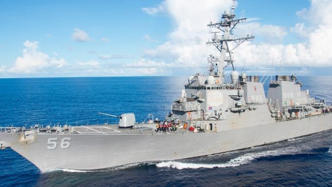 圖:AFP  本圖非Dmitrii Donskoi戰艦