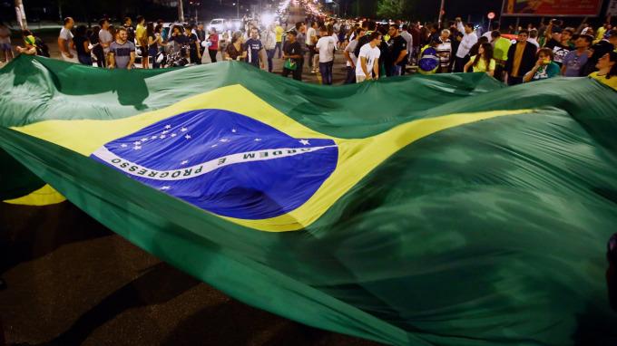 巴西(圖:AFP)