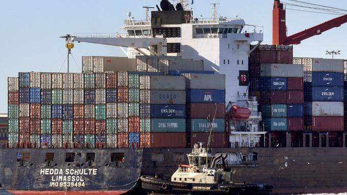 圖:AFP  美國6月經濟強勁