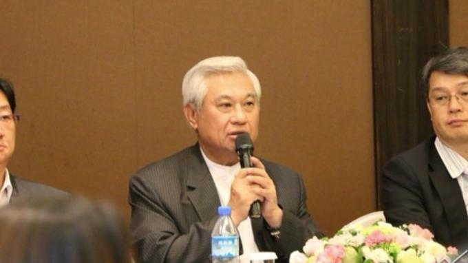 穩懋董事長陳進財(鉅亨網資料照)