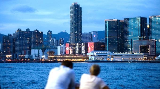 香港創業地點,超越矽谷、以色列和倫敦。 (圖:AFP)