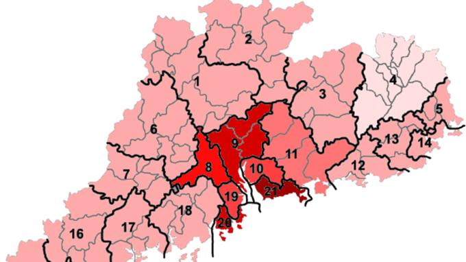 有48%的香港專業人士在未來5年,有意在大灣區拓展其事業或業務。 (圖:維基百科)