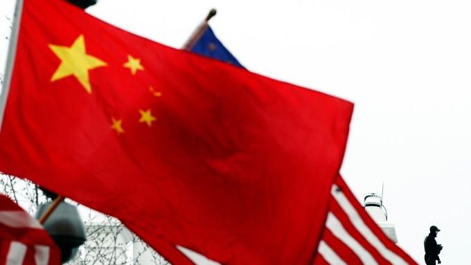 美國將44家中國軍工企業列入封鎖清單(圖:AFP)